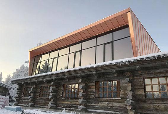 fönster och fasadsystem i aluminium corrotech