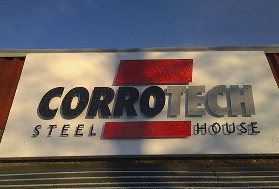 Övriga tunnplåtsprodukter Corrotech Oy Ab