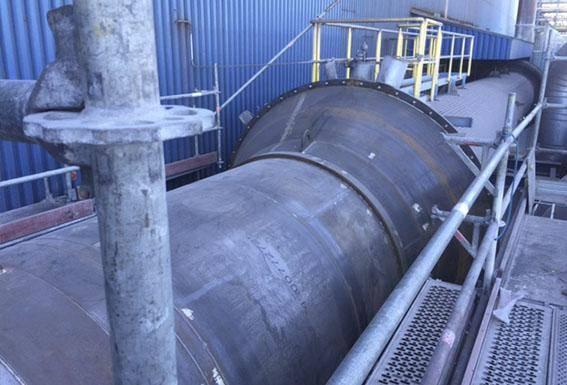 Kanaler Outokumpu stålkonstruktioner Corrotech Oy Ab