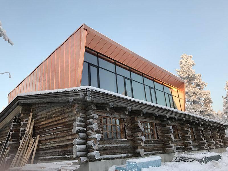 Javri Lodge, Saariselkä